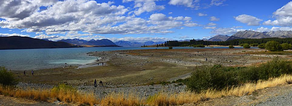 Lake Tekapo by Terry Everson
