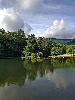 Joe Duket - Lake Trahlyta in June