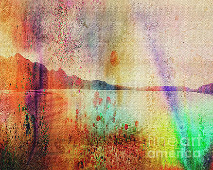Lake View by Edmund Nagele