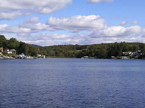 Lake Winola Pa I by Daniel Henning
