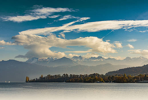 Lake Zurich by Nicolas Artola