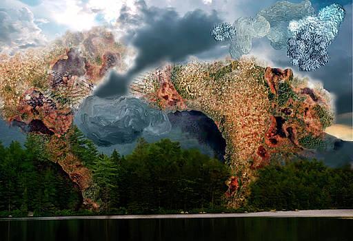 LakeCloudMishmash by Richard Baron