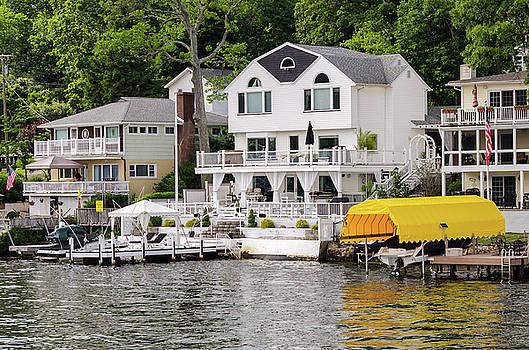Lakefront Living Hopatcong by Maureen E Ritter