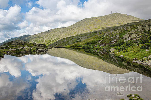 Lakes of the Clouds - Mount Washington New Hampshire by Erin Paul Donovan