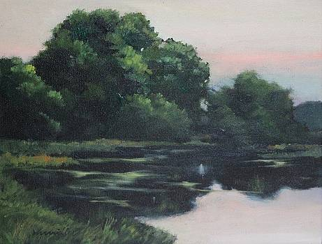 Lakeside by Maralyn Miller