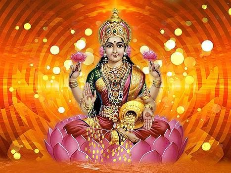 Lakshmi by Khalil Art