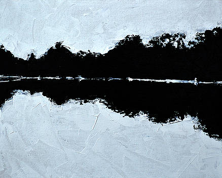 Lal Bagh Lake 2 by Usha Shantharam