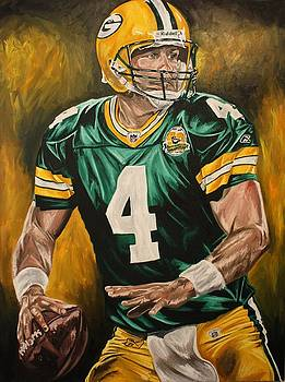 Lambeau Legend by David Courson