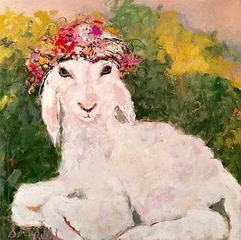 Lambie Pie 1 by Sandy Welch