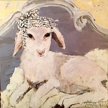 Lambie Pie 2 by Sandy Welch
