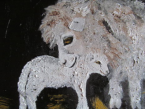 Lambing by Susan Voidets