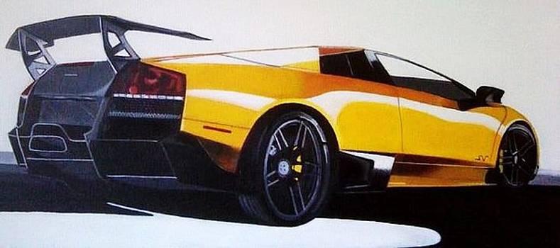 Lamborghini by David Perales
