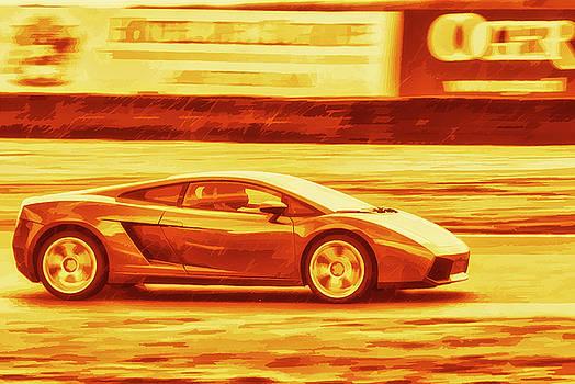 2bhappy4ever - Lamborghini Diablo at Oger Zandvoort