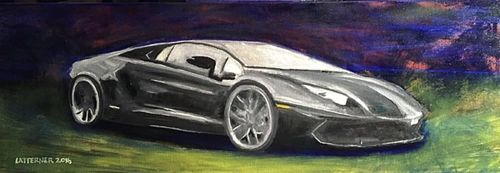 Lamborghini by John Latterner