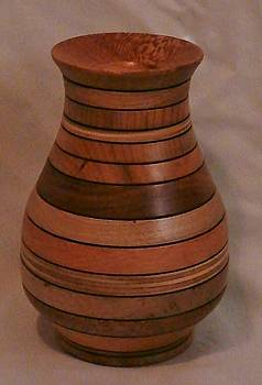 Laminated Vase II by Russell Ellingsworth