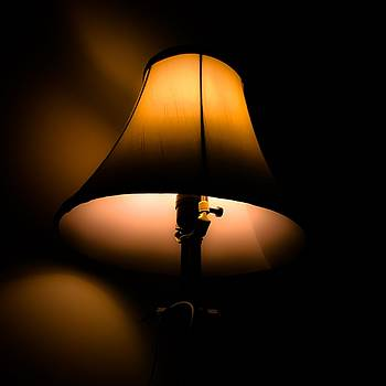 Lamp Light by Eddy Mann