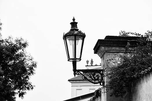 Colin Cuthbert - Lamp on Wall