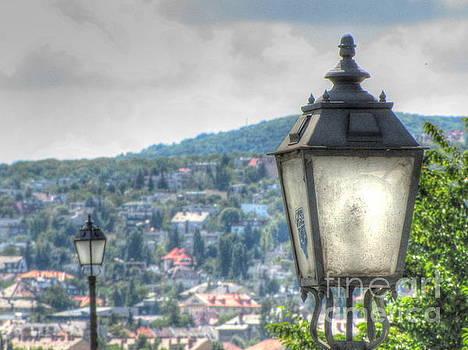 Lamp Praha by Yury Bashkin
