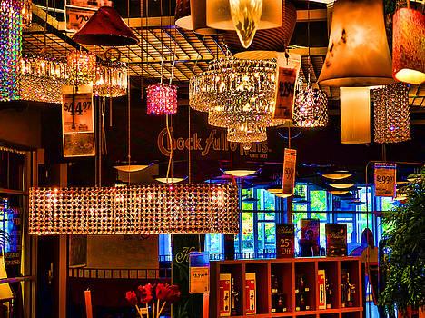 Lamp Sale by Jeff Breiman