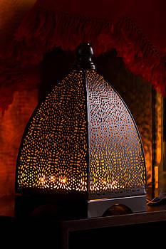 Lamp shades  by Ramabhadran Thirupattur