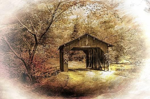 Lamplighter Covered Bridge by Judy  Johnson