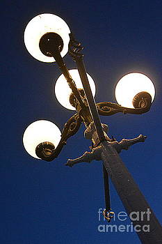 Lamps by Andy Thompson