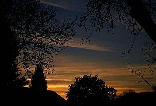 Lancashire Sunset by Lens Artist