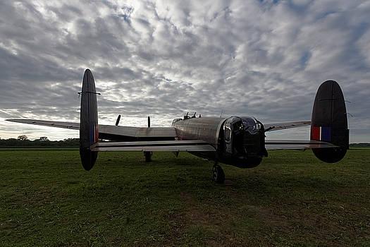 Lancaster at Sunset by Jonathan Edwards - Corvidae Studio Photos