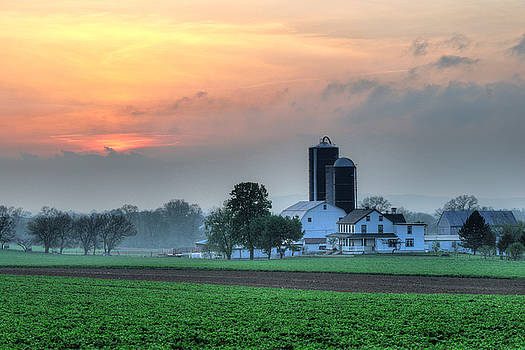 Lancaster County by Craig Leaper