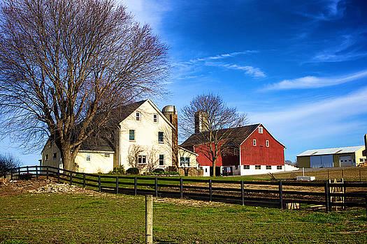 Lancaster, County PA by John Daly