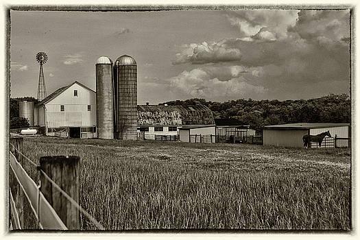 Lancaster Farm by Tricia Marchlik