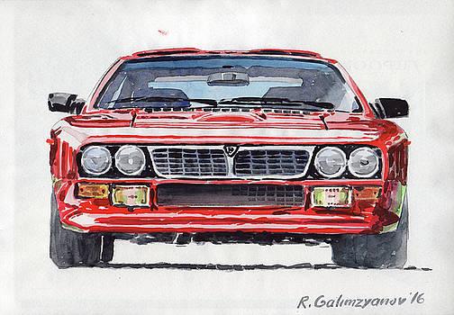 Lancia 037 by Rimzil Galimzyanov