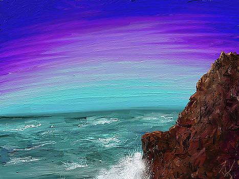 Land and Sea by Tiffany Lynn Thielke