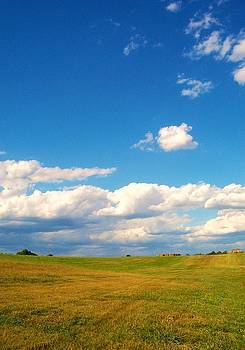 Land and Sky by Sherry  Kepp
