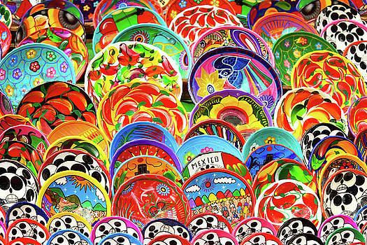 Land of Brilliant Color by Ramona Murdock