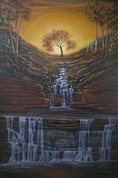 Land of Morning Calm by Michael Ryan