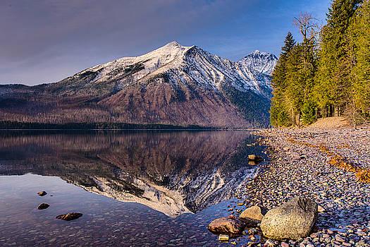 Land of Shining Mountains by Adam Mateo Fierro