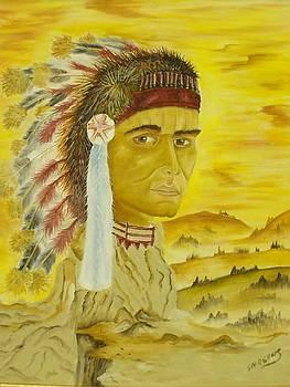 Land Warrior by Ron Sargent