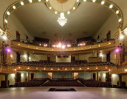 Landers Theatre by Allin Sorenson