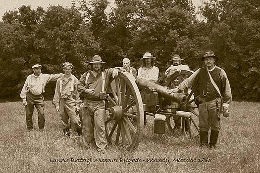 David Dunham - Landis Battery Missouri Brigade