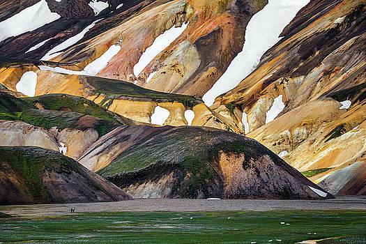 Landmannalaugar trip by Swen Stroop