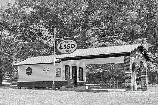Landrum Standard Esso Dealer by Dale Powell