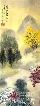 Landscape #1 by Betty M M Wong