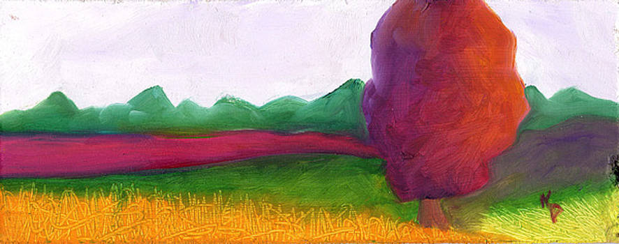 Landscape 1 by Kelly  Parker
