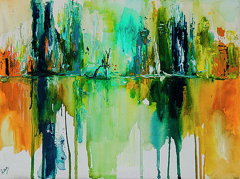 Landscape 1 by Rina Bhabra