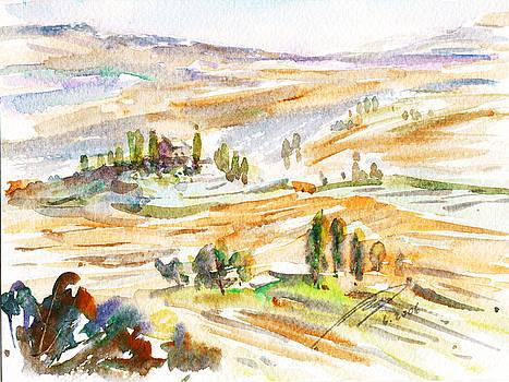 Landscape 1 by Xueling Zou