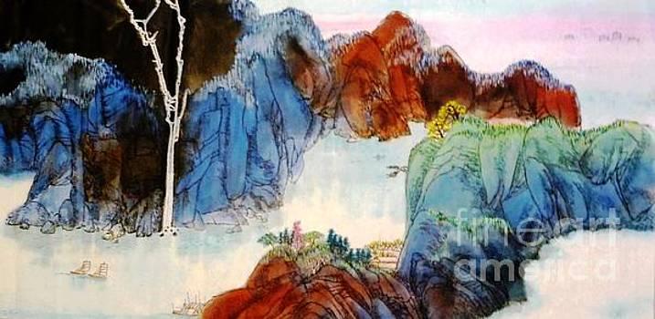 Landscape #2 by Betty M M Wong