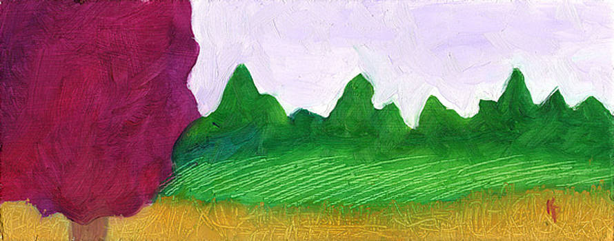 Landscape 2 by Kelly  Parker