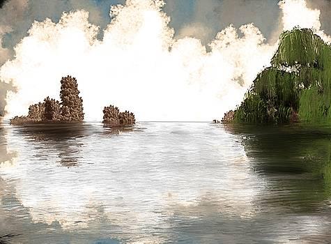 Landscape 2 by Lisa Stanley