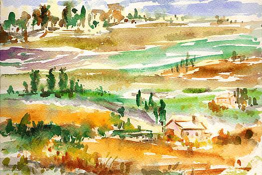 Landscape 2 by Xueling Zou